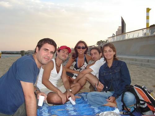 Cumpleaños playa II