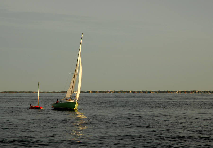 sailboat plus one