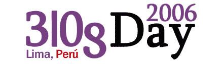 BlogDay Perú 2006 logo