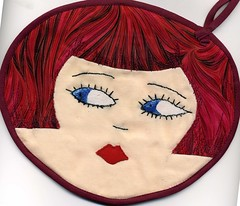 Flapper Potholder