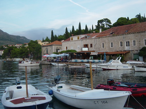 Restaurant Ivan in Cavtat