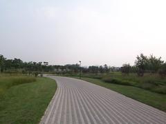 Very big park...