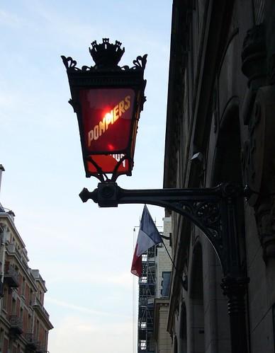 Lanterne de la caserne des pompiers
