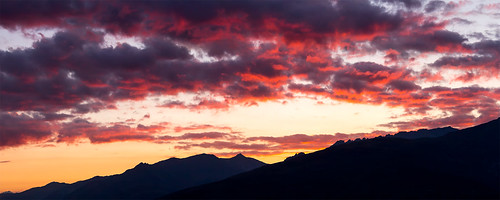 Vallée de la Tarentaise, Alpes - France