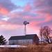Sunset Windmill_199016