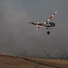 Castleshaw Moorland Fire