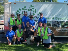 9/14/2018 - ANNA Neighborhood Clean-Up