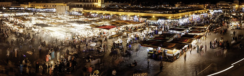 Marrakech, مراكش - Maroc 2013
