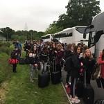 Off on the battlefields trip<br/>12 Jun 2019
