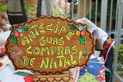2017/11/ 11 E 12 - FEIRA NATALINA DE ARTESANATO