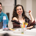 A Doll's House First Rehearsal 15