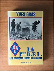 Yves Gras la 1ère dfl au Combat