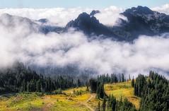 Tatoosh Mountains