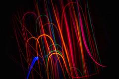 Holga Lens Light Drawing