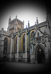 The Gothic British Cathedral