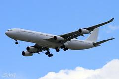 Hifly Airbus A340-313,  CS-TQY