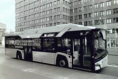 BVG E-Bus Linie 300 Potsdamer Platz 25.2.2020