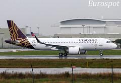 F-WWIP Airbus A320 Neo Vistara