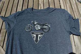 triumph shirt