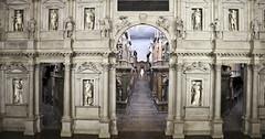Teatro olimpico Palladio Vicenza