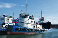 El Morro Tug in Las Mareas PR.