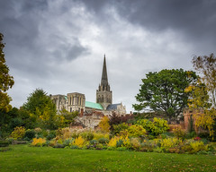 Chichester Cathedral [explored 24-10-2020]