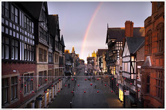 Rainbow's End / Chester, Cheshire, UK