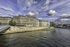 Paris, ïle Saint-Louis