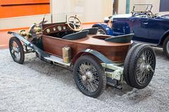 1914 Bugatti Type 17 Torpedo, Cité de l'Automobile, Mulhouse, Alsace, France