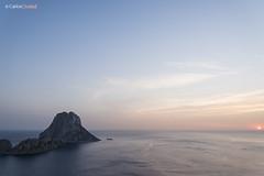 Eternal Sunset in Es Vedra