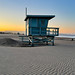 Hermosa Beach after the storm