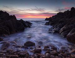 Albecq sunset