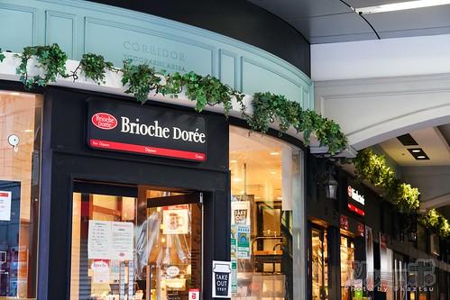 ヨドバシAkiba「Brioche Dorée ブリオッシュドーレ」が8/31閉店。閉店が続くテナント事情