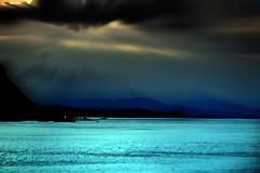 134  Color of blue Dusk