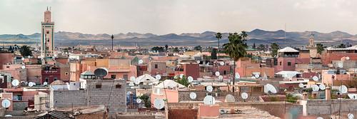 Marrakech, Maroc 2013
