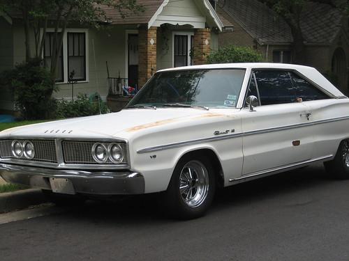Dodge Coronet 440 (Maybe 1966)