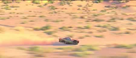 Trailer de Cars