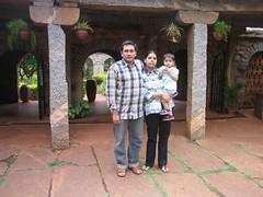 Outside Taj Kuteeram
