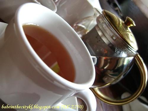 bc - ginger tea