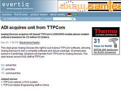 ADI_acquires_unit_from_TTPCom