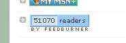 FeedBurner 要讓我爽也不用這樣吧