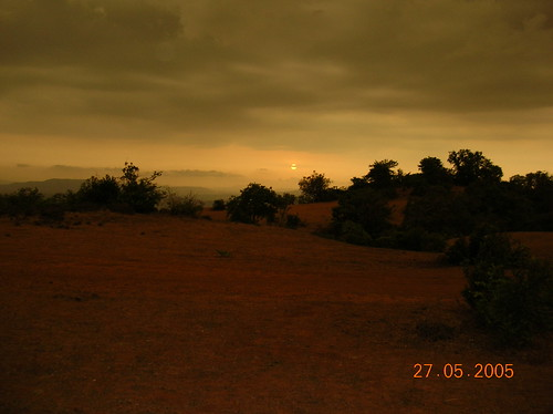 Sunset in Lonavala #2
