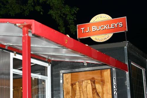 T.J. Buckley's in Brattleboro Vermont