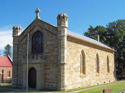 Holy Cross church Kincumber South
