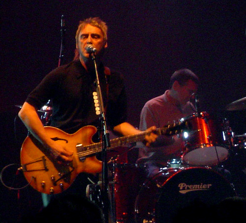 Paul Weller Hammersmith Apollo London 9th March 2005