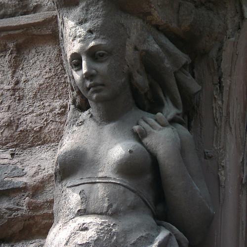 St. Mark's Caryatid