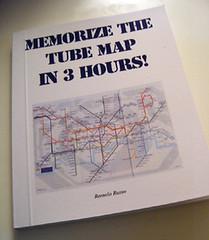 Memorise the Tube Map in 3 Hours
