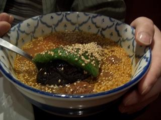 470 shanti ミートボールと野菜のスープカレー