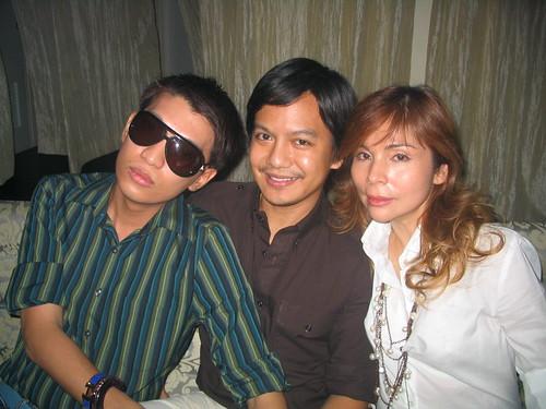 Bryan, Miguel and Mariko