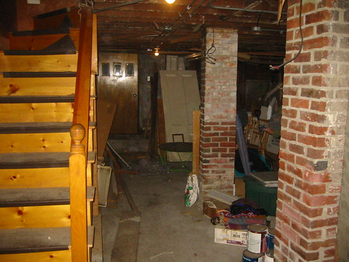 Basement, Future Home Of Bedroom 2
